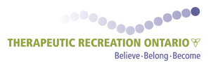 THERAPEUTIC RECREATION ONTARIO logo