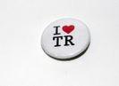 I heart TR Pin